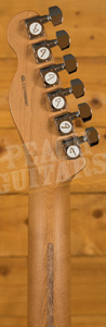 Fender LTD American Pro Tele - Roasted Maple Daphne Blue