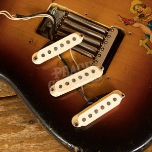 "MF Guitars ""Number one"" pickup set"