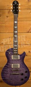 Patrick James Eggle Macon 1/pc Quilt Purple Light Burst