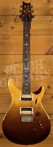 PRS SE Ltd Edition Custom 24 Amber Fade