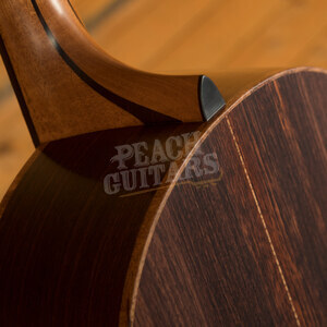 Lowden S-35 Indian Rosewood & Sinker Redwood