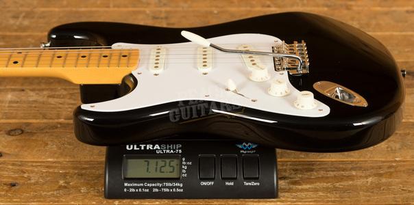 Fender Japan Traditional 50s Strat Left Handed Black *B Stock*