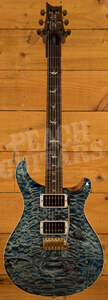 PRS Wood Library Custom 24 Whale Blue Roasted Maple/Ziricote