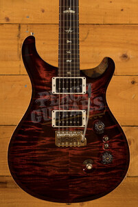 PRS 35th Anniversary Custom 24 Fire Red Pattern Thin 85/15
