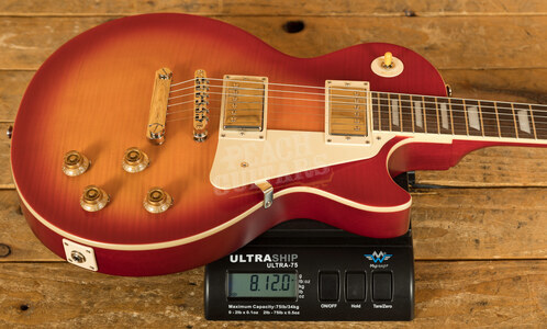 Epiphone 1959 Les Paul Standard Outfit - Aged Dark Cherry Burst