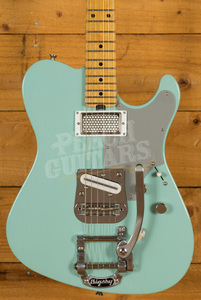 Asher HT Deluxe Daphne Blue Used