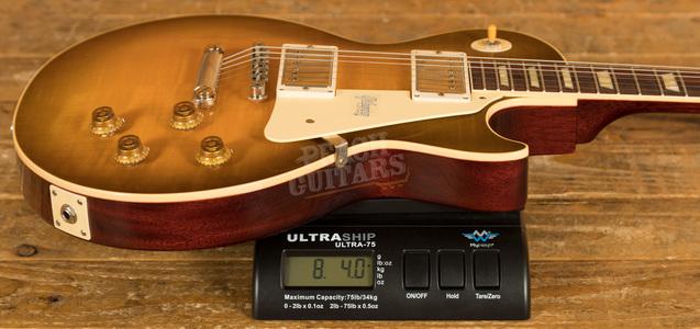 Gibson Custom '58 Les Paul Green Lemon Fade VOS M2M