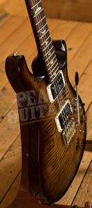 PRS Custom 24 Piezo Black Goldburst 85/15