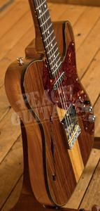 Fender Custom Shop Artisan Cocobolo Thinline Tele