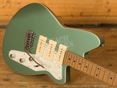 Reverend Jetstream 390 Metallic Alpine