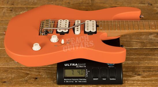Charvel Pro Mod DK24 HSH Satin Orange Crush