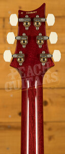 PRS 35th Anniversary Custom 24 Charcoal Cherryburst Pattern Thin 85/15