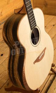 Lowden O-35 Ebony & Sitka Spruce - 70th Birthday Limited Edition