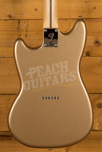 Fender Player Series Mustang Firemist Gold