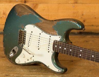 Fender Custom Shop Masterbuilt Vincent Van Trigt '65 Strat Heavy Relic
