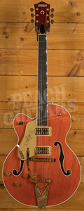 Gretsch G6120TLH Players Edition Nashville with Bigsby Left Handed Ex Video