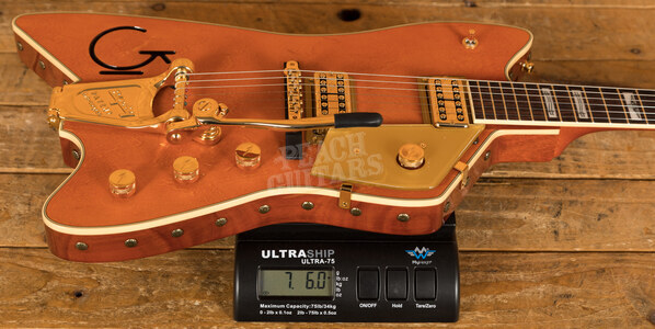 Gretsch G6199TW Billy-Bo FSR Western Orange