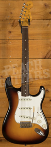 Fender Custom Shop 2020 '64 Strat Journeyman Relic Faded 3TSB