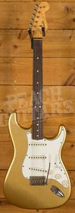 Fender Custom Shop 2020 '64 Strat Journeyman Relic Aged Aztec Gold