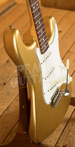 Fender Custom Shop 2020 '64 Strat Journeyman Relic Aged Aztec Gold