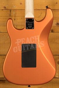 Charvel Pro Mod SO Cal Style 1 HH Satin Orange Blaze