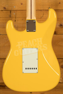 Fender MIJ LTD 60s Strat HSS Graffiti Yellow