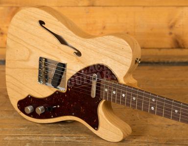 Fender Custom Shop 2020 LTD '60s Tele Thinline aged Natural