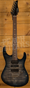 Suhr Modern Plus Faded Trans Whale Blue Burst Pau Ferro
