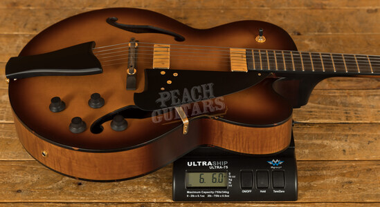 Ibanez AFC95 Contemporary Hollow Body, Violin Matte