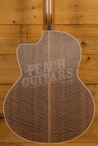 Lowden F-50c Fan Fret Walnut & Alpine Spruce