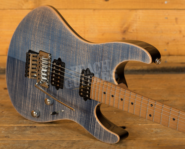 Suhr Modern Plus Floyd Trans Blue Denim Slate Maple
