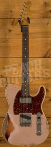 Fender Custom Shop 2020 LTD '60 Tele Custom Dirty Shell Pink