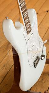 Fender Kenny Wayne Shepherd Stratocaster Transparent Faded Sonic Blue
