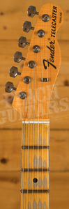 Fender Custom Shop 2020 Limited '72 Tele Thinline Maple