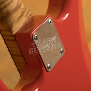 Xotic California Classic XSC-1 - Fiesta Red Light Ageing