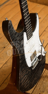 Mayones Aquila Antique Black Quilted Maple