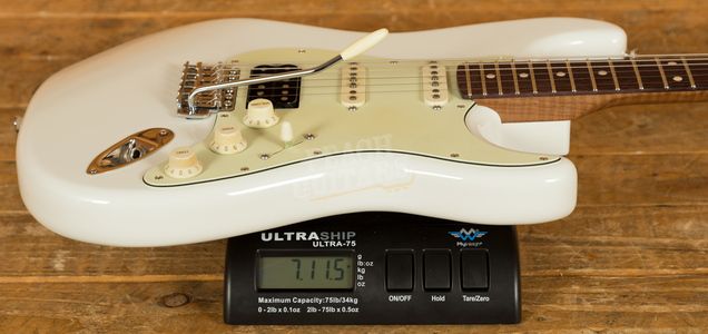Xotic California Classic XSC-2 Olympic White Mastergrade Neck