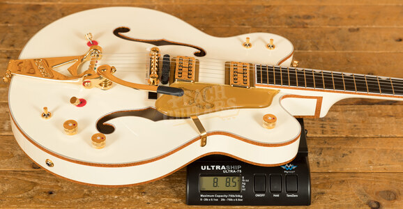 Gretsch G6136T-62 LTD '62 Falcon Vintage White