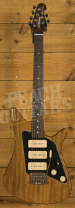 Music Man 2020 Albert Lee BFR NAMM Special Natural Mahogany