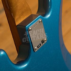 Fender Custom Shop '64 Jazz Bass LCC Lake Placid Blue
