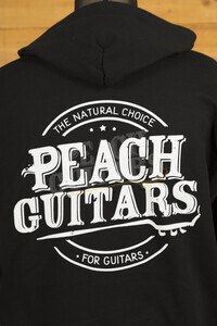 Peach Guitars Heavy Blend Zip Up Hoodie