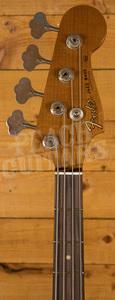 Fender Custom Shop '64 Jazz Bass LCC Olympic White