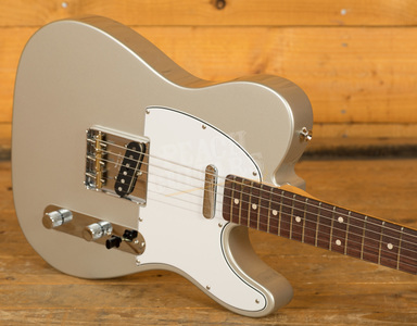Fender Custom Shop '60 Tele NOS Rosewood Inca Silver