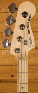American Performer Precision Bass Maple Fingerboard Satin Lake Placid Blue