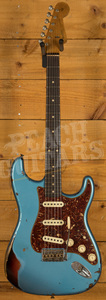 Fender Custom Shop NAMM 2020 LTD Roasted Poblano Strat Heavy Relic