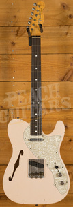 Fender Custom Shop NAMM 2020 60's Tele Thinline Journeyman Shell Pink