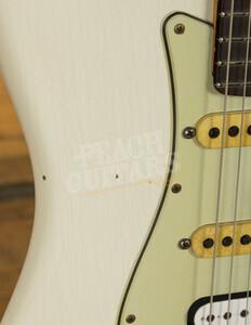Fender Custom Shop '60 Strat Journeyman Aged Olympic White
