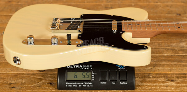 Suhr Classic T Limited Paulownia Trans Vintage Yellow