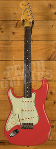 Fender Custom Shop '60 Strat LH Fiesta Red