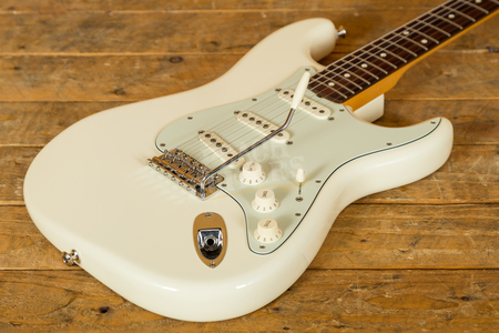 Fender Artist Series John Mayer Stratocaster Olympic White - Used